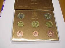 DIVISIONALE DEL VATICANO DEL 2011 FDC IN FOLDER ORIGINALE COMPLETO DI MONETE !!!
