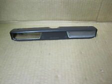 TOYOTA CELICA COUPE 80-81 1980-1981 LICENSE PLATE LIGHT COVER w/ 1 LENS OE