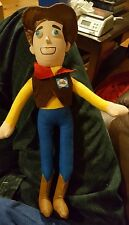 "Disney Pixar Toy Story Plush Toy WOODY Stuffed Doll .12""Sealy Mattress Promo."