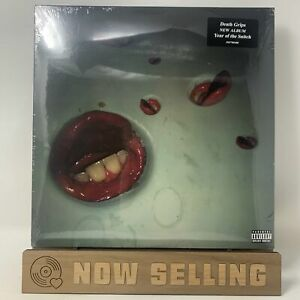 Death Grips - Year Of The Snitch Vinyl LP SEALED Black