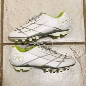 Under Armour Junior Soccer Cleats