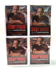 The Sopranos®: Season One, Premium Trading Cards 72-Card SET