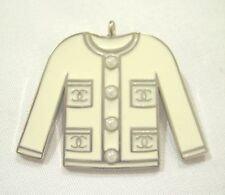 CHANEL Jacket Accessory Pin Pendant