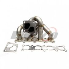 HP-Series Evolution Evo10 EVO X 4B11 Stainless Steel Equal Length Turbo Manifold