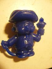 PVC figurine KIKI cadeau surprise lessive BONUX Monchichi Pirate Bleu Foncé