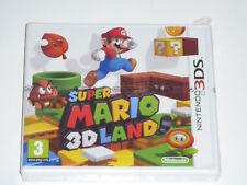 Super Mario 3D Land Nintendo 3DS Brand New Sealed  UK PAL GAME