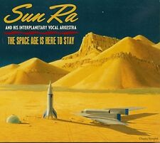 Sun Ra - The Space Age Is Here To Stay [New CD] Digipack Packaging