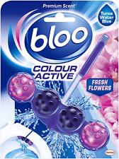 Sang-couleur active, fleurs fraîches-toilette Rim Block, 50 G-Case of 10