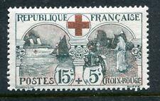 france type Croix rouge N° 156 en luxe** sans charnière cote: 300€