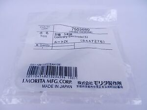 Morita Root ZX II Lip Hooks Contrary Electrodes/Lip Clips for apex locator