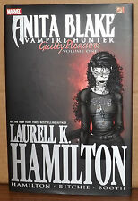 Anita Blake Vampire Hunter Trade #1 HC SRP $19.99 Laurell K. Hamilton New Story