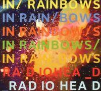 Radiohead - IN Rainbows (CD 2007) Nuovo / Sigillato CD (Digi Confezione)