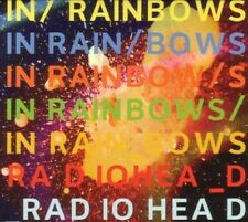 RADIOHEAD - IN RAINBOWS (CD 2007) NUEVO / Sellado Cd (Digi Pack)