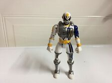 Power Rangers SPD Sound Patrol Omega Power Ranger Action Figure 2005 Bandai 6""