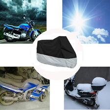 Motorcycle Rain Cover Motor Bike Scooter UV Protector Dust Resist Waterproof