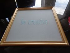 Pottery Barn Kids Sentiment Pinboard Be Creative new with marks see photos #1