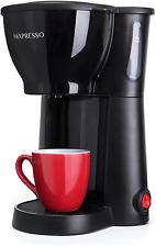Single Serve Coffee Maker  Cup Machine Pod Size Compact