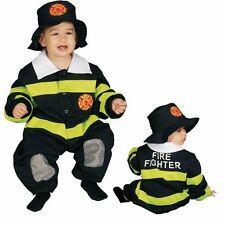 Baby Fire Fighter Costume Fancy Dress Set For Babies