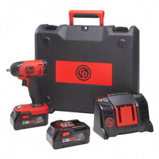 Chicago Pneumatic CP8828K 20-Volt 3/8-Inch Chuck Cordless Impact Wrench Kit