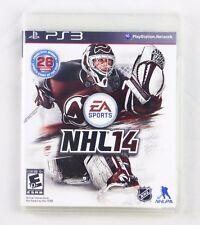 Playstation 3 NHL 14 hockey video game EA sports