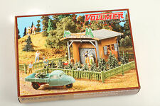 Vollmer H0 5154 Pépinière Sapin de Noël École Tree School en Emballage D'Origine