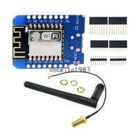 ESP8266 ESP-12 WeMos D1 Mini WIFI Development Board 2.4G 3dBI SMA Antenna