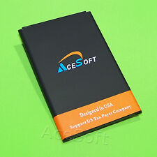4970mA Extended Slim battery For AT&T Samsung GALAXY Note 3 SM-N900A N9000 Phone