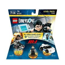 LEGO 71248 Dimensions LEVEL PACK - ETHAN HUNT / IMF SPORT CAR MISSION IMPOSSIBLE