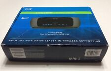 Cisco Linksys E1000 Wireless- 4-Port 10/100Mbps Router/Linksys EAS200