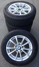 4 BMW Winterräder Styling 390 3er F30 F31 BMW 205/60 R16 92H M+S ALUFELGEN RDCi