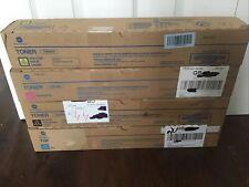 Original Konica Minolta Bizhub C308/368/258 Toner TN324Y, TN324M, TN324C, TN324K