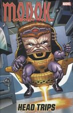 MODOK TPB HEAD TRIPS REPS CAPTAIN AMERICA 133 +MORE  NEW/UNREAD