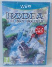 Wii-U Rodea : The Sky Soldier *** BRAND NEW *** PAL 2 Wii U WiiU