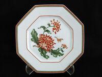 2 Fitz & Floyd Chrysantheme Pattern Porcelain Dinner Plates