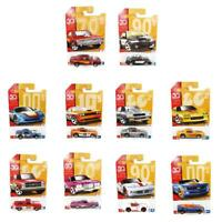 Hot Wheels Throwback RARE Collectable Set of 10 Vehicle Collection