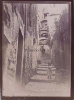 San Remo Italia Foto Amateur Vintage Citrato 1899
