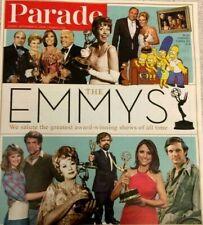 Parade Magazine SEPTEMBER 22 2019 Emmys Preview CAROL BURNETT Lucille Ball NEW