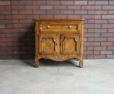 Nightstand ~ Pierre Deux Style Nightstand ~ Bedside Chest ~ French Nightstand