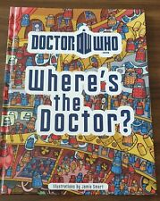 Where's Doctor Who Book