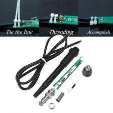 Soldering Handle Tool Kit Set For HAKKO T12 Solder Iron Station Welding Hobby