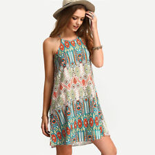 Cotton Blend Unbranded Machine Washable Multi-Colored Dresses for Women
