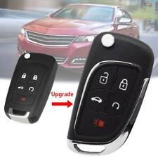 Remote Key Shell Case Modified For Chevrolet Cruze Malibu Camaro Buick Encore