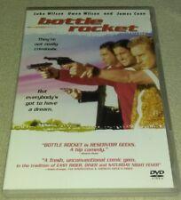 Bottle Rocket DVD RARE oop