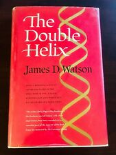 The Double Helix - James D. Watson (SIGNED, True First Edition)
