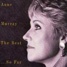 ANNE MURRAY ( NEW SEALED CD ) THE VERY BEST OF...SO FAR / GREATEST HITS