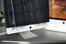 "iMac Screen Decal ""Fancy"" - Stickers for iMac 21.5"", 24"" and 27"" Desktops"