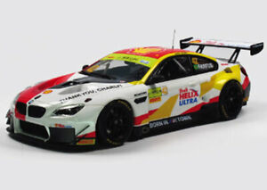 Kit para montar 1/24 BMW M6 GT3 Special Edition 2018 Macau Nunu Model Kit