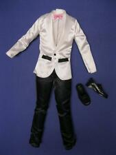 Ken Doll FASHIONISTA CUTIES GROOM Bow Tie shoes TUXEDO clothes-I can be a bride