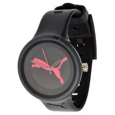 PUMA Unisex Armbanduhren aus Kunststoff