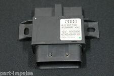 Audi TT 8J Q7 4L Unidad de control para Sonido estructural Actuador 8J0907159/